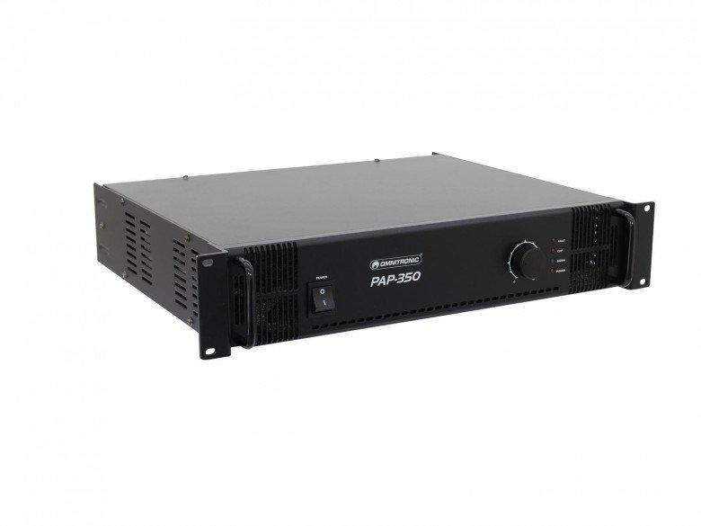 Amplificatore Omnitronic PAP-350