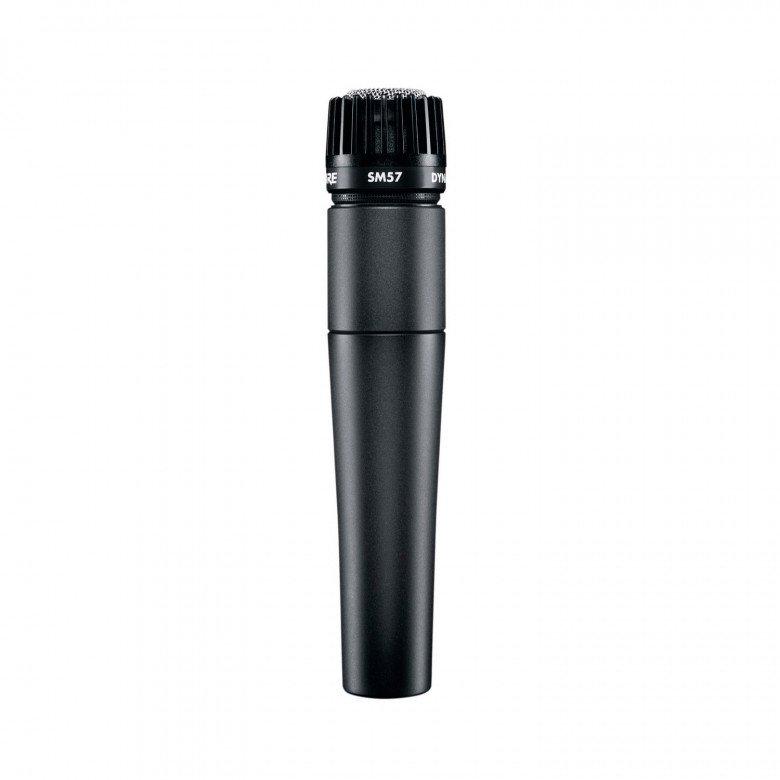 Shure SM57 Microfono Dinamico per Strumenti