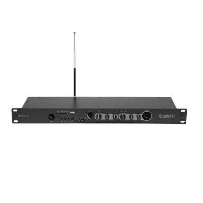 Omnitronic EP-220PR MP3 Player con FM Radio