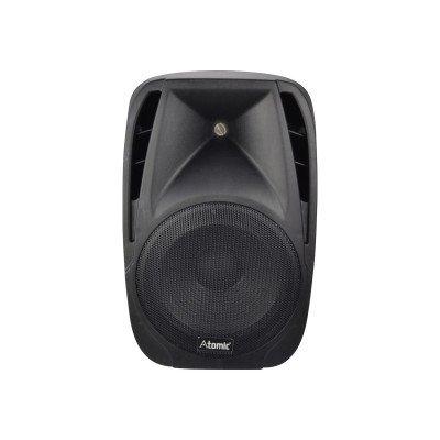 Atomic Fun8A Cassa Amplificata 100 Watt - MP3 USB/SD/Bluetooth