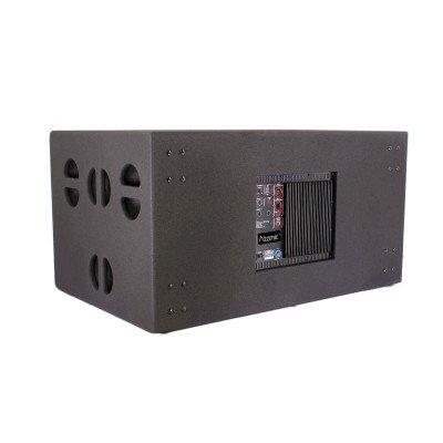 Subwoofer Amplificato Kira HMT SUB 218 - 3800 Watt