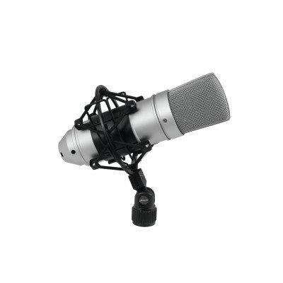 OMNITRONIC CM-77 Microfono a Condensatore da Studio