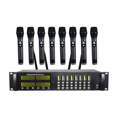 Radiomicrofono  UHF608