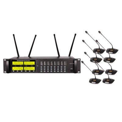 Radiomicrofono  UHF608 Conference