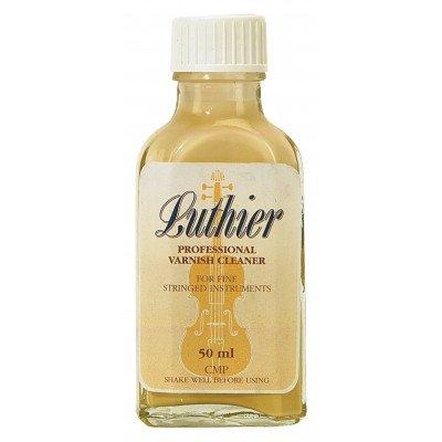 Detergente,Pulizia e trattamento dolce per strumenti ad arco.Bottiglia da 50 ml.