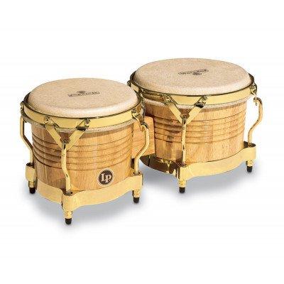 Bongos Matador Wood, Natural,Latin Percussion,Latin Percussion