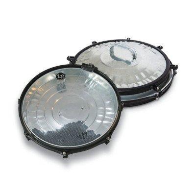 """LP RAW Series Trash Snare, 14"""",Latin Percussion,Latin Percussion"""