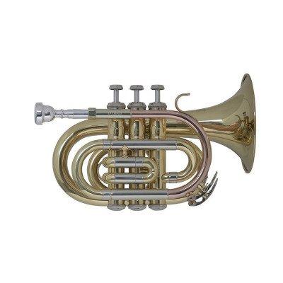 Tromba Pocket in Sib PT650, VINCENT BACH