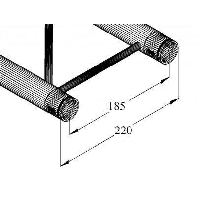 Decolock Dq2 Traliccio Americana 150 cm
