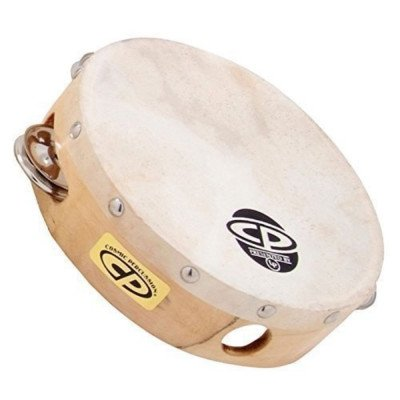 "Tamburello CP  Wood, 10"", fila singola,Latin Percussion,Latin Percussion"