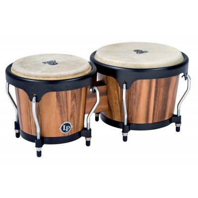Bongos Aspire, Walnut,Latin Percussion,Latin Percussion