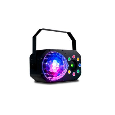 Atomic4DJ X-BALL 360 Effetto Luce Led