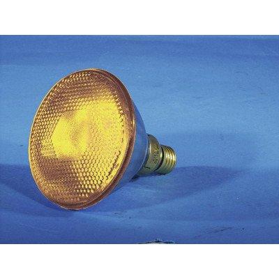 Lampada Omnilux Par 38 230V80W E 27 Fl giallo.