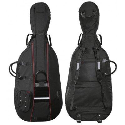 Custodia Gig-Bag per violoncello PRESTIGE, 4/4 Rolly