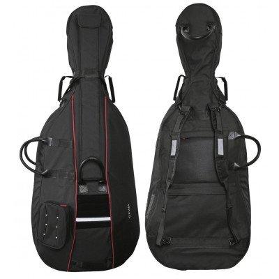 Custodia Gig-Bag per violoncello Premium, 1/2