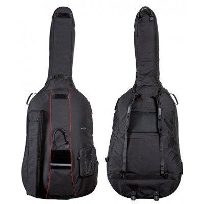 Custodia Gig-Bag per contrabbasso Premium, 1/2