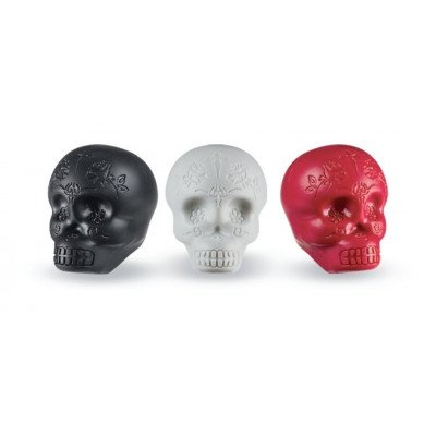 Shaker Sugar Skull, Glow in the dark,Latin Percussion,Latin Percussion