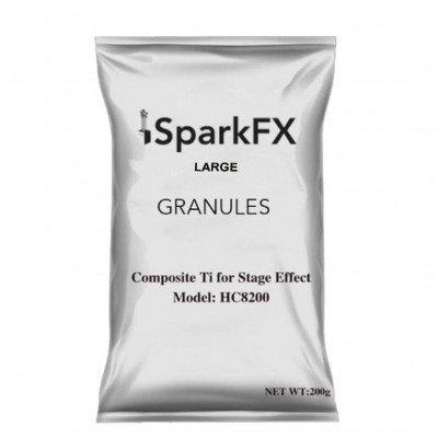 Polvere Granulare Fontane Luminose Spar-K1 - 200 g