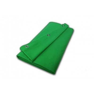 Atomic Pro Fondale fotografico verde Chroma Key 6 x 5 m