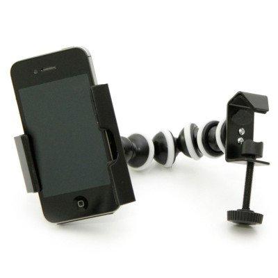 Supporto Smartphone per asta microfonica