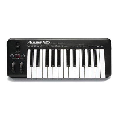 Alesis Q25 Controller Tastiera Midi Usb