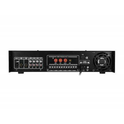 Amplificatore Omnitronic MPVZ-500.6P