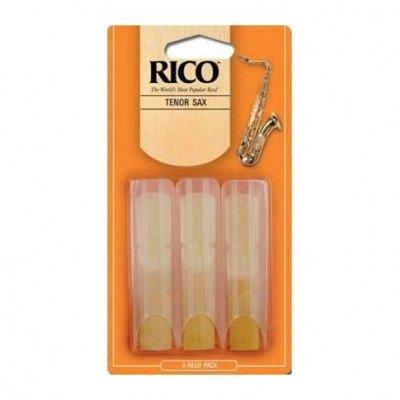 RICO Ancia per Sax Tenore - Spessore 2 - Confezione da 3