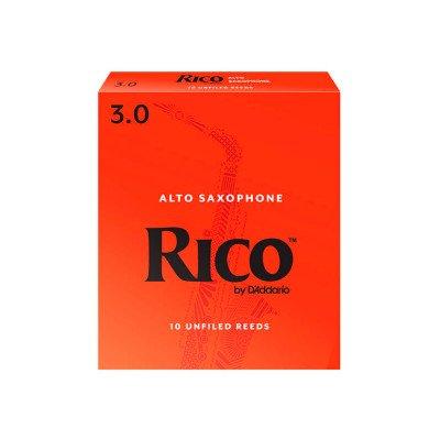 RICO Ancia per Sax Alto Spessore 2.5 - Pack 3 pezzi by D'Addario