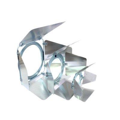 Bandiera paraluce per Par 16 in alluminio