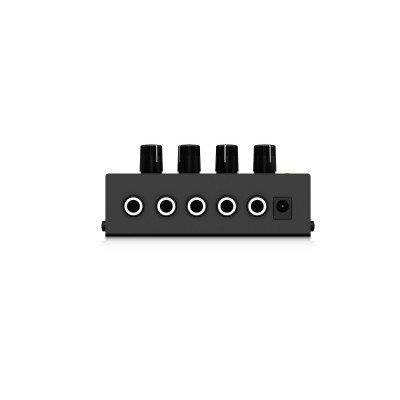 Behringer MicroAmp HA400 Amplificatore per 4 cuffie