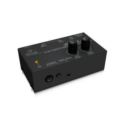 Behringer MicroMon MA400 Amplificatore per Cuffie