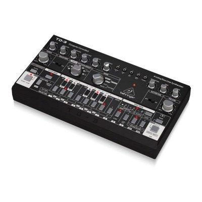BEHRINGER TD3 BK Black Sintetizzatore