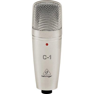 Behringer C1 Microfono Professionale da Studio