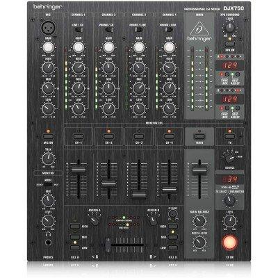 Behringer DJX750 Pro Mixer DJ
