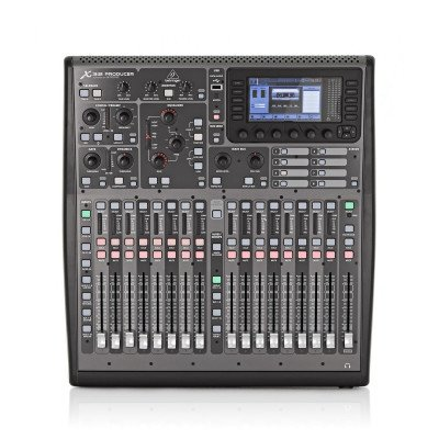 BEHRINGER X32 Producer Mixer Digitale 40 In - 25 Bus - 16 Pre Microfonici