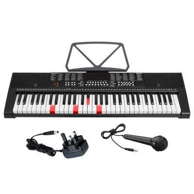 Bryce EK61 UP - Tastiera 61 Luminosi Super Kit