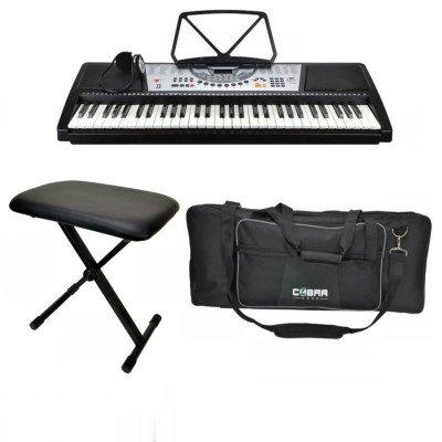 Bryce EK61 EasyKeyboard Tastiera 61 tasti -  Super Kit
