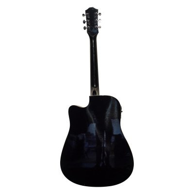 Chitarra acustica elettrificata Diva5 Cw EQ | Black