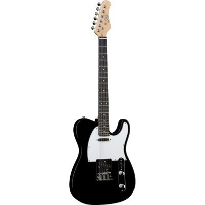 Chitarra elettrica EKO VT-380 | Black