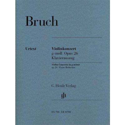Concert Violino in g-moll Opus 26 - Bruch
