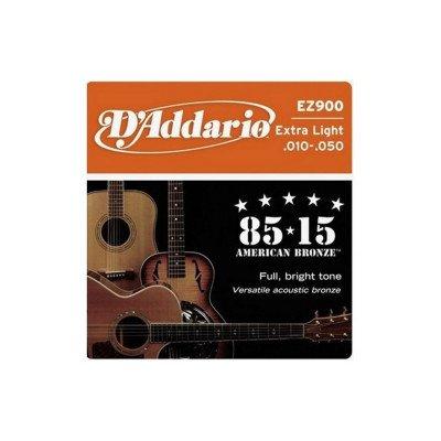 D'addario EZ900 Corde per Chitarra acustica