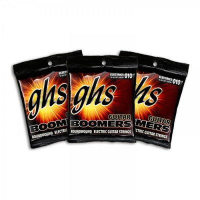 Corde GHS GB TNT Boomers Thin Thick 010 52