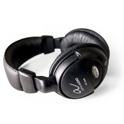 GEWA Alpha Audio HP One Cuffie stereo dinamiche Black