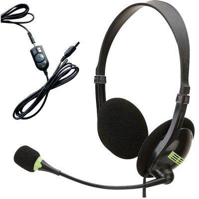 Cuffia con Microfono USB PC/Notebook con controllo volume