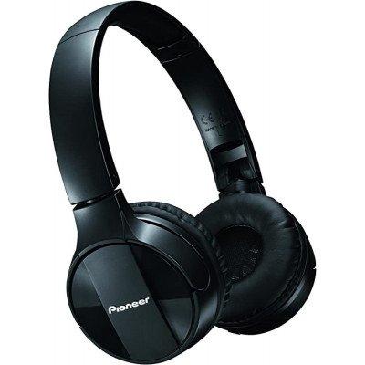 Pioneer Cuffie senza fili con collegamento via Bluetooth SE-MJ553BT Nero