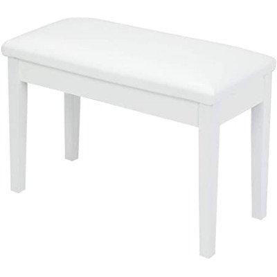 Cuscino per panca pianoforte Gewa Deluxe | Bianco