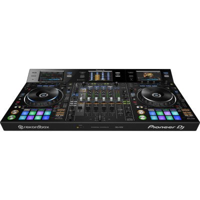 Controller DJ Pioneer DDJ-RZX Rekordbox