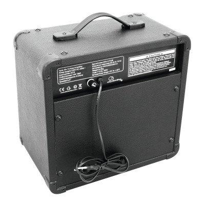 DIMAVERY BA-15 Amplificatore per basso 15W