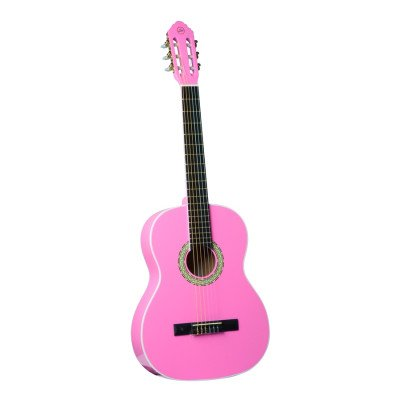 Chitarra Eko CS10 Pink