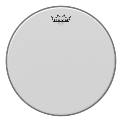 "Pelle Battente trasparente 10"" Per Tom e Rullante  - REMO 310BE King Emperor Clear 10"""